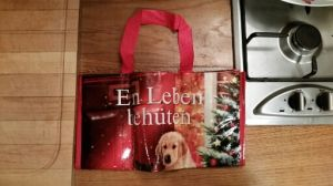 Promotional Gift Non-Woven Shopping Bag pictures & photos
