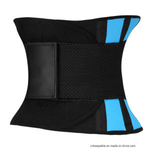 2017 Hot Selling Women Waist Cincher 100% Latex Waist Trainer pictures & photos
