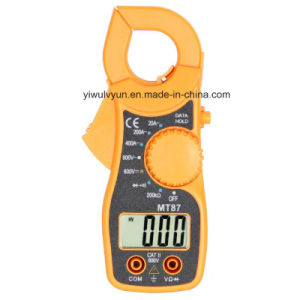 Mt87 Digital Clamp Meter pictures & photos