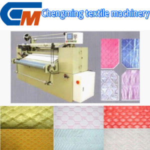 Universal Automatic Cloth Textile Fabric Finishing Pleat Machine
