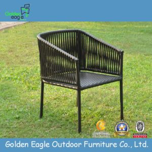 Hot Sale SGS PE Rattan Outdoor Single Chair