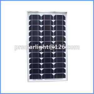 35W High Efficiency Mono Renewable Energy Saving Solar Panels pictures & photos
