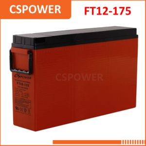 FT12-170/175 Deep Cycle Front Terminal Battery 12V170Ah 12V175Ah for Telecomuniation pictures & photos