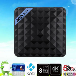 2016 Best Android TV Box M9s PRO+ Amlogic S912 pictures & photos