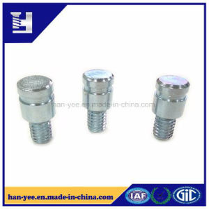 Groove Flat Head Thread Rod Bolt for Hand Tool pictures & photos