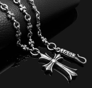 Crosslet Grain Necklace Vintage Punk with Cross Pendant pictures & photos