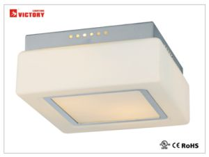 Indoor Lighting Modern White Glass LED Ceiling Light Wall Lamp pictures & photos