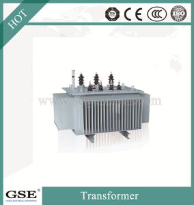 Three Phase Oil Immersed Transformer/1000kVA Transformer pictures & photos