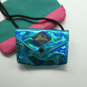 Flash Blue Casual PU Fashion Bag (M009-15)