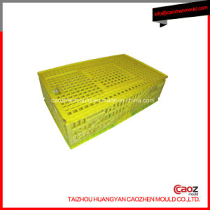 High Quality Plastic Injection Poultry Crate Mould