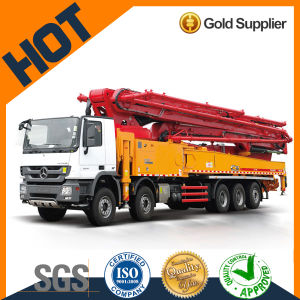 Sany Truck-Mounted Concrete Pumps Better Price for Sale High Efficiency