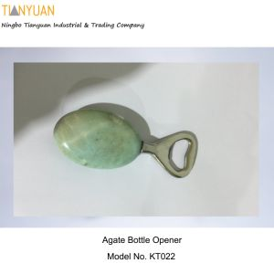 Agate Bottle Opener/ Anthropologie/Bottle Opener-Botswana Agate with Stainless Steel Metal Parts pictures & photos