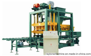 Qtj4-25 Automatic Concrete Block Making Machine Hollow Paver Brick Machine pictures & photos