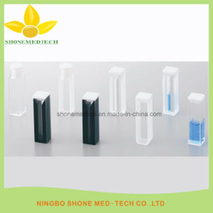 Lab Research Standard Quartz PP Cuvette pictures & photos