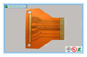 FPC Flex PCB Flex Circuit Board with Polyimide 0.2mm pictures & photos