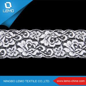 Lemo Good Quality Jordan Lace Lock, Double Edged Velvet Lace for Sale pictures & photos