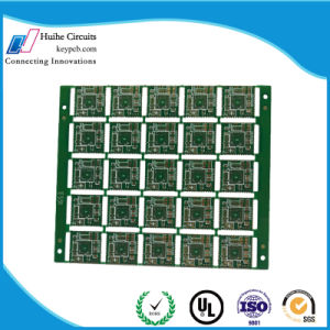 4 Layer Impedance Control Half Hole High Pitch PCB for Hand-Held Terminal pictures & photos