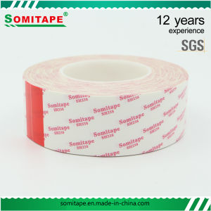 Somi Tape Sh238 Repositionable Adhesive Finger Tear Double Coated Tissue Tape for Sticking pictures & photos