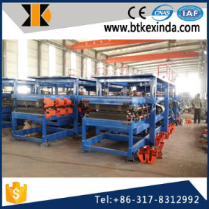Xn EPS and Rock Wool Sandwich Panel Production Line pictures & photos