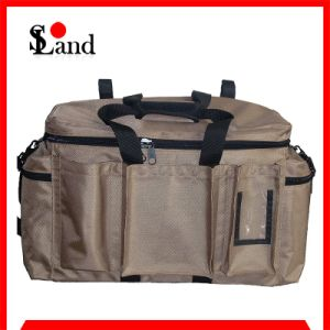 Khaki Police on-Duty Gear Bag pictures & photos