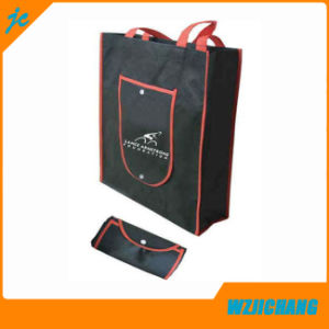 Recycled Grocery PP Non Woven Bag Wholesale for Shopping pictures & photos