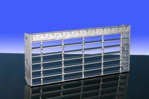 Multi Applications of Steel Grating Stair Tread Series Five pictures & photos