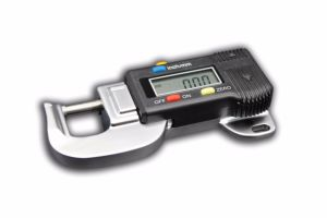 Measuring Tool Inch/Metric Mini Digital Thickness Gauge pictures & photos
