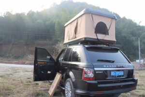 ABS Plastic Roof Top Tent Camping Tent for Family pictures & photos