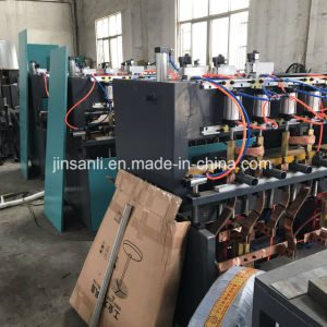 Saving Labor Automatic Steel Wire Mesh Welding Machine pictures & photos