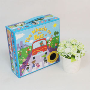 High Quality Customized Design Hard Cardboard Toys Box pictures & photos