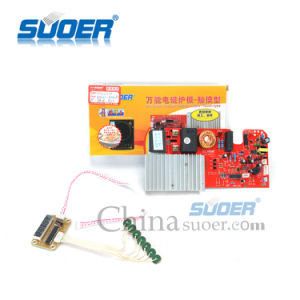 Suoer Induction Cooker Control Board for Touch Type Universal Induction Cooker Board (B10010029) pictures & photos