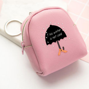 Naivety Drop Shipping Coin Purse Women Cute Prints Wallet pictures & photos