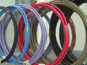 Silicone Rubber Insualtion Thick Wall Car Wire pictures & photos