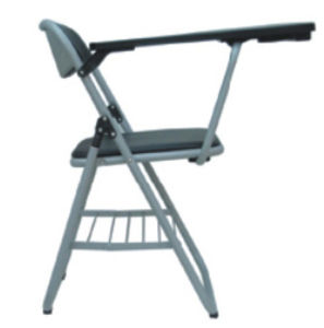 Modern Conference Chair Office Chair with Writing Tablet pictures & photos
