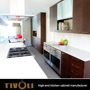 Fancy Budget Laminate Kabinet Box For Custom Kitchen Tivo 0061h