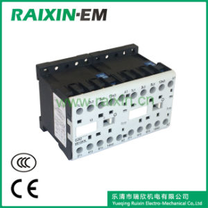 Raixin Cjx2-K0610n Cjx2-K0601n Interlocking Mini AC Contactor pictures & photos