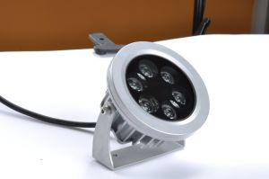 12W Waterproof LED Spotlight for Landscape, City Illumination (SLS-24A) pictures & photos