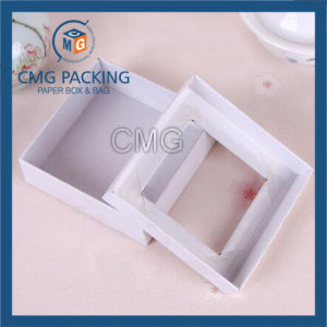 Clear Window Cardboard Gift Box with PVC Window pictures & photos