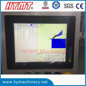 W62K-5X2500 CNC hydraulic steel pan box press brake pictures & photos