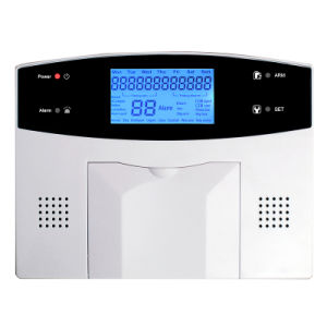 Hot Security Product--GSM/PSTN Dual-Network GSM Alarm System pictures & photos