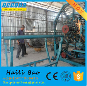 Reforcement Wire Cage Welding Machine for Concrete Pipe pictures & photos