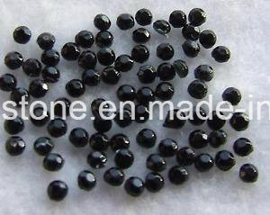 Ss10 3mm Jet Black Iron on Rhinestone Strass (SS10Jet/A Grade) pictures & photos