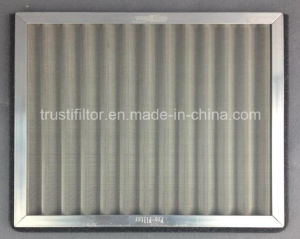 Panel Metal Mesh Pre Filter--Stainless Steel pictures & photos