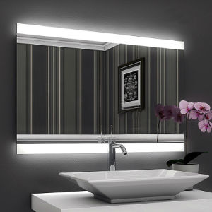 Waterproof Touch Switch LED Lighted Electric Bathoom Wall Mirror pictures & photos