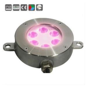 6X3w 24volt IP68 LED Recessed Underwater Light Wireless pictures & photos
