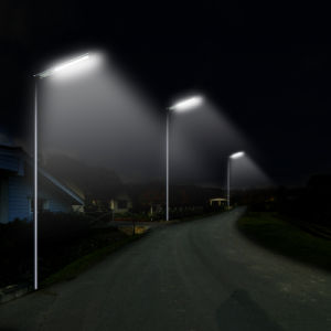 Best Price 12V Solar 30W LED Street Light with ISO9001 Certificate pictures & photos