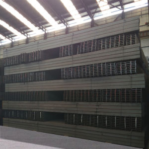 Different Tolerance Hot Rolled H Steel Beam for Machinery Structure