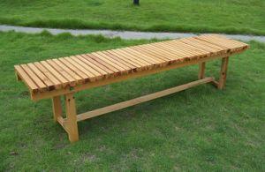 Vintage Wooden Furniture Garden Chair Wood Bench pictures & photos