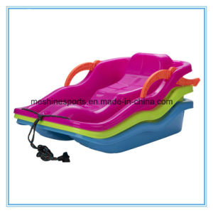 2017 New Plastic Snow Slide HDPE Grass/Sand/Snow Sledge Toys Manufacturer in China pictures & photos