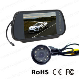 7inch Backup Rear View Mirror Monitor Camera System